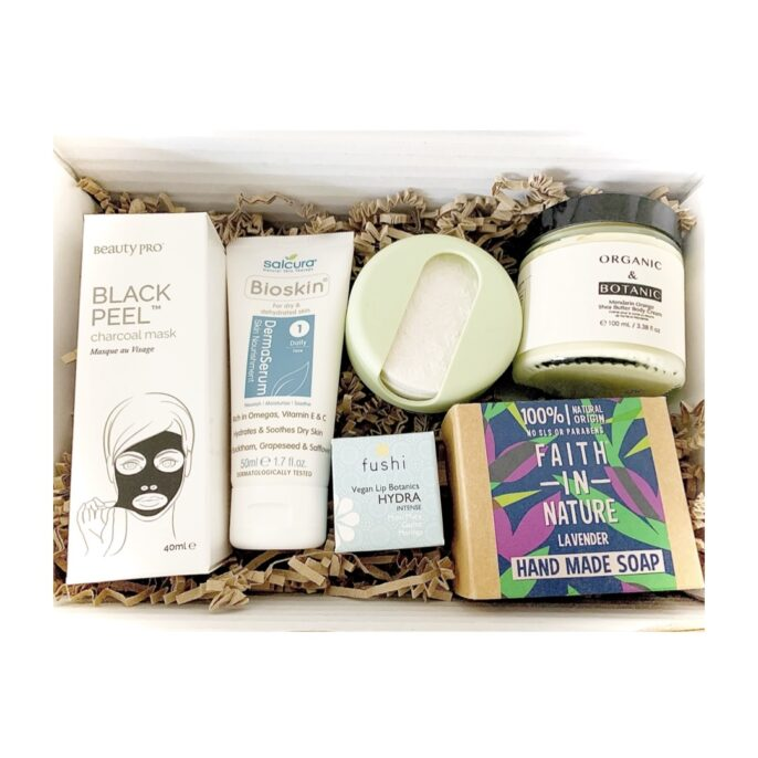 New Mum Pamper Box