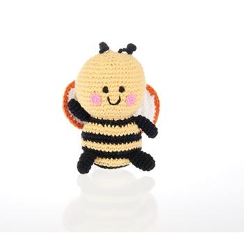 Pebblechild Bee Rattle